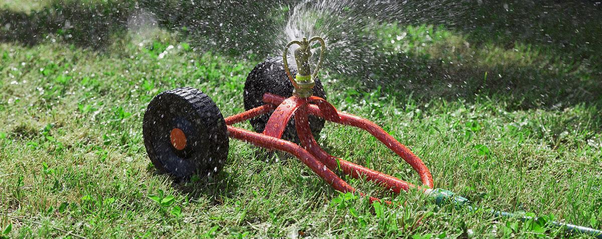 Supporti e irrigatori irrigazione e giardinaggio agrati for Irrigatori automatici per giardino